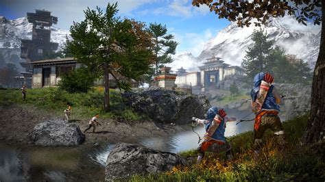 Far Cry 4 Dlc Includes Yetis Prison Breaks And Pvp Ign